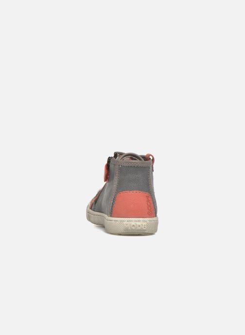 Sneakers Mod8 Kamino Grijs rechts