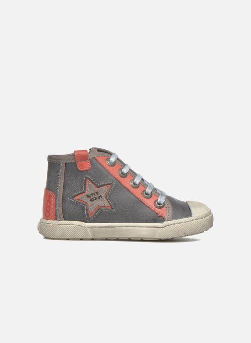 Sneakers Mod8 Kamino Grijs achterkant