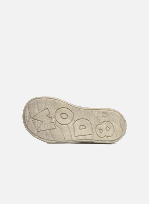 Sneakers Mod8 Kamino Grijs boven