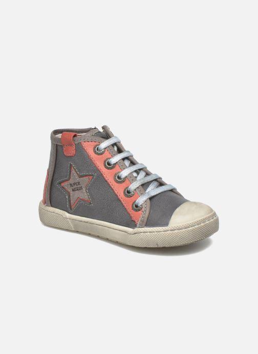 Sneakers Mod8 Kamino Grijs detail