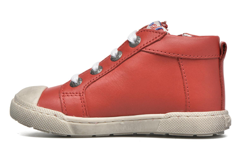 Baskets Mod8 Kolt Rouge vue face