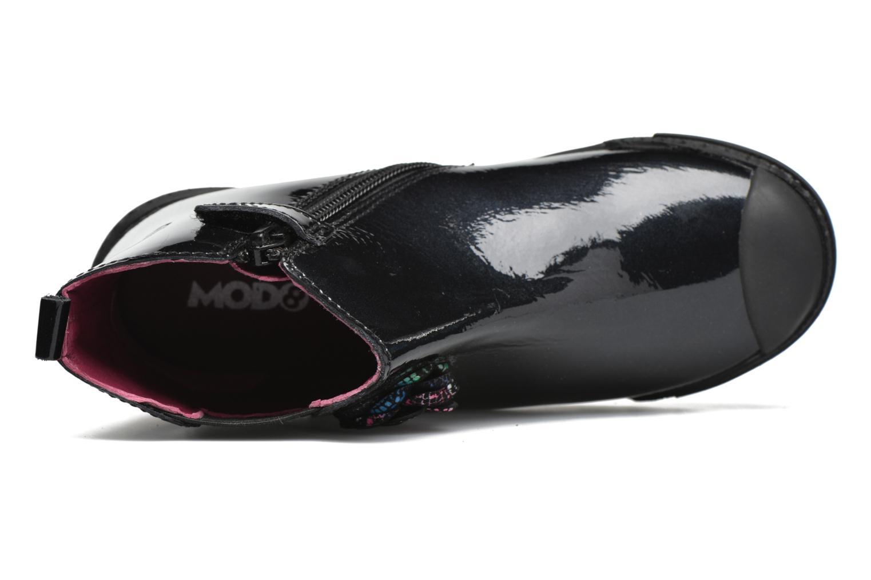 Bottines et boots Mod8 Kama Noir vue gauche