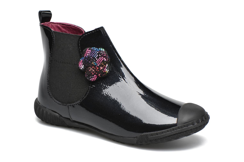 Bottines et boots Mod8 Kama Noir vue détail/paire
