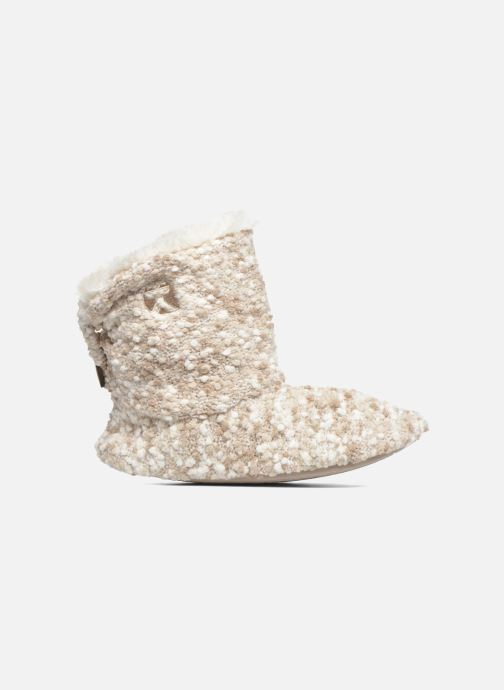 Pantoffels BEDROOM ATHLETICS Celine Beige achterkant