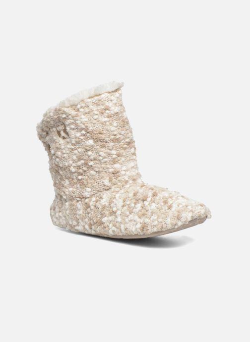 Hjemmesko BEDROOM ATHLETICS Celine Beige detaljeret billede af skoene