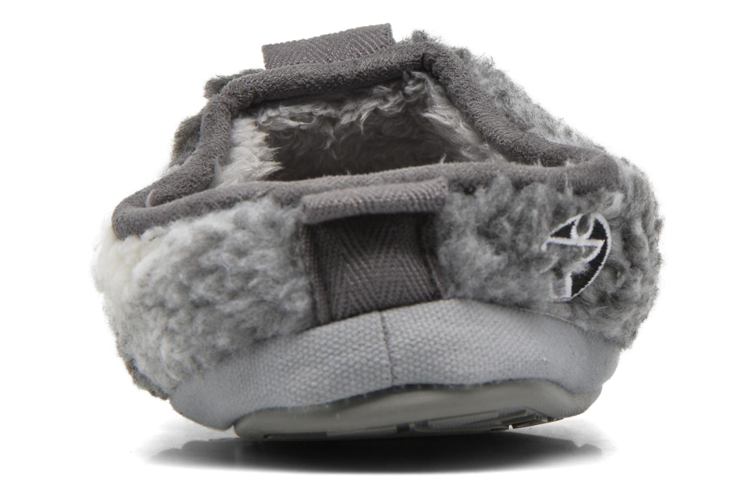 Chaussons BEDROOM ATHLETICS Gibson Gris vue droite