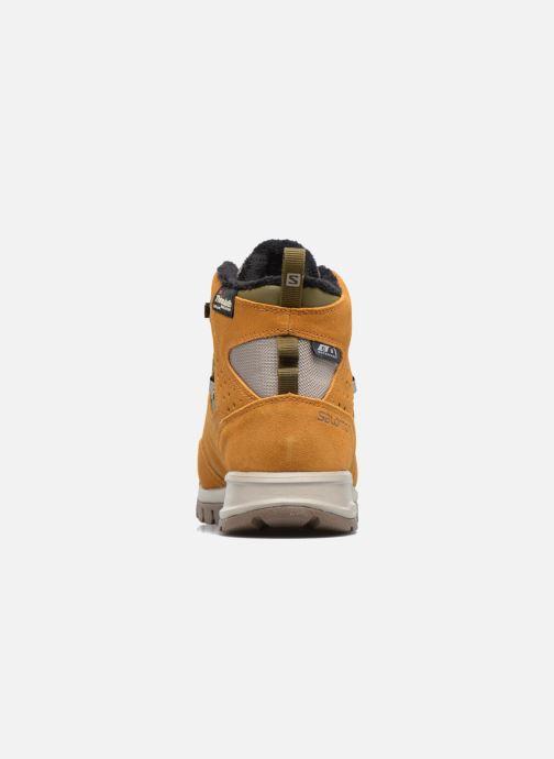 Salomon Utility TS CSWP (Marron) Chaussures de sport chez