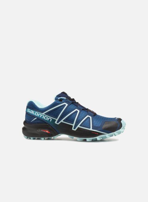 Chaussures de sport Salomon Speedcross 4 W Bleu vue derrière