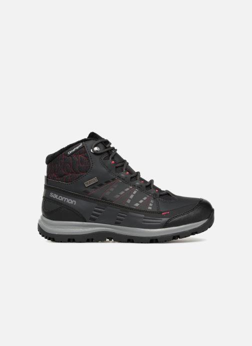 Chaussures de sport Salomon Kaïna CS WP 2 Noir vue derrière