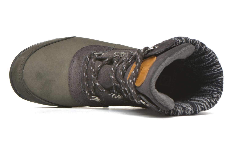 Chaussures de sport Salomon Hime Mid LTR CSWP Gris vue gauche