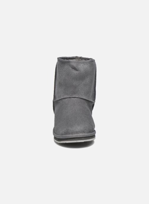 Laarzen Pepe jeans Angel Grijs model