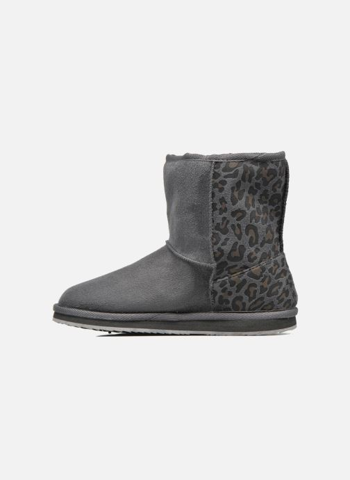 Boots & wellies Pepe jeans Angel Grey front view