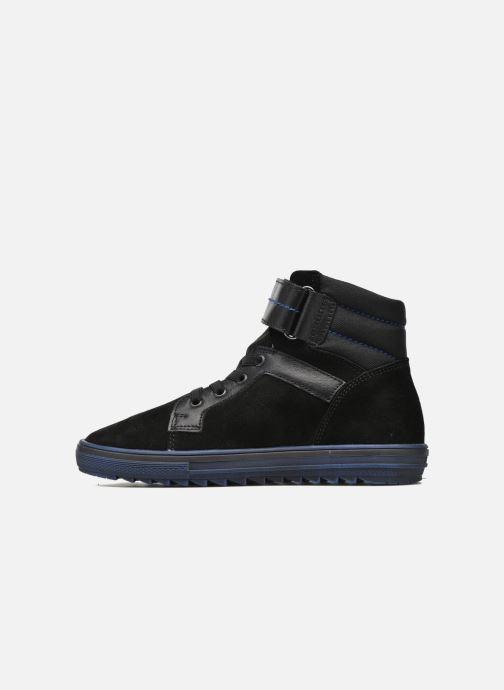 Sneakers Richter Benno Nero immagine frontale