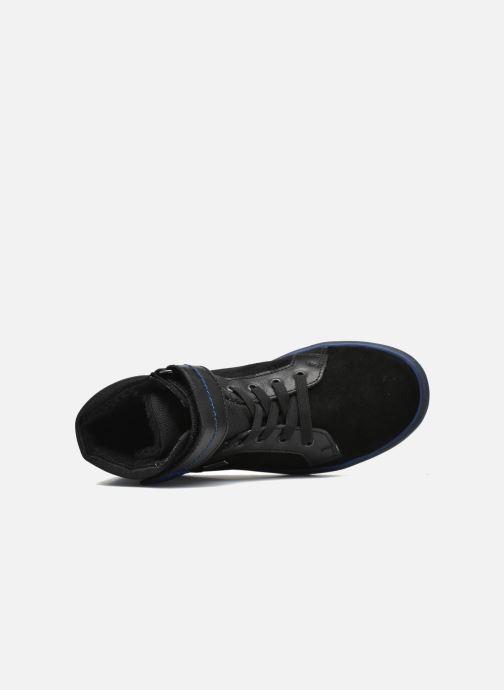 Sneakers Richter Benno Nero immagine sinistra