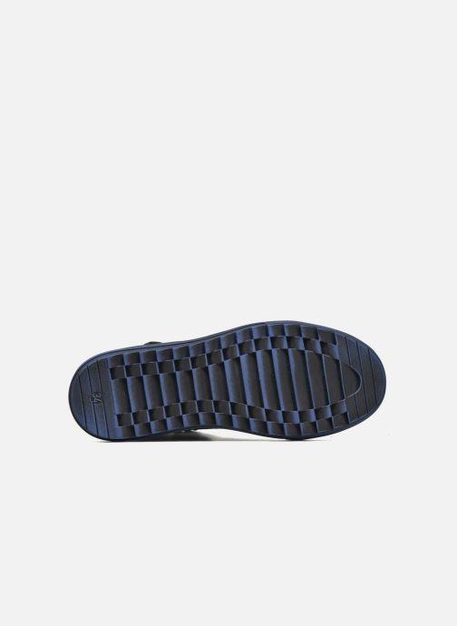 Baskets Richter Benno Noir vue haut