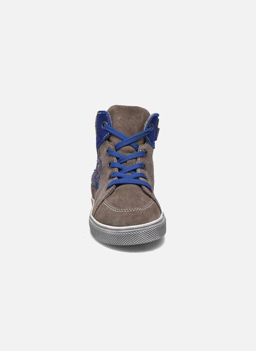 Baskets Richter Dietrich Gris vue portées chaussures