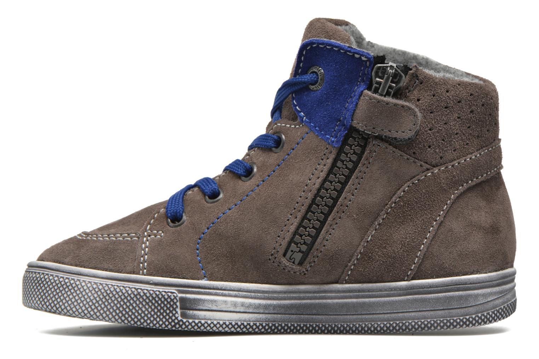 Sneakers Richter Dietrich Grå se forfra