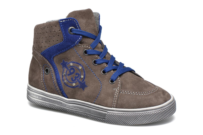 Sneakers Richter Dietrich Grå detaljeret billede af skoene