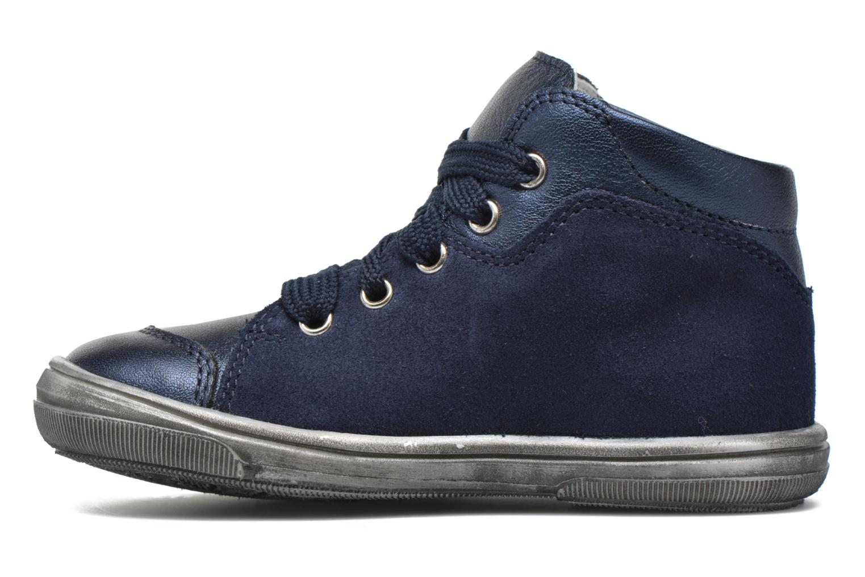 Chaussures à lacets Richter Bettina Bleu vue face