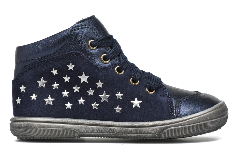 Chaussures à lacets Richter Bettina Bleu vue derrière