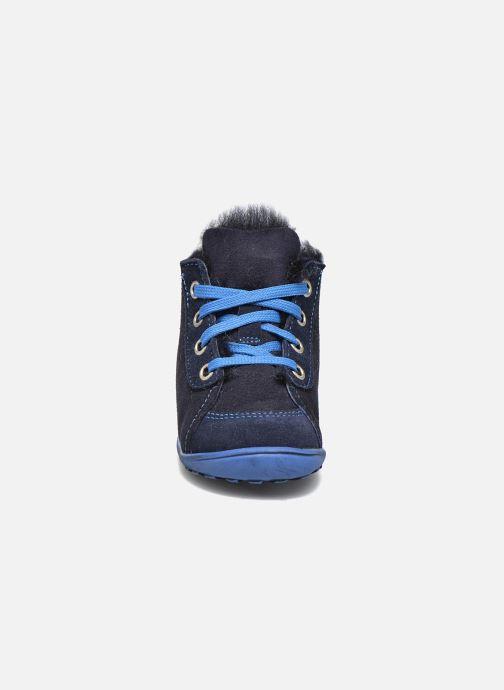 Ankle boots Richter Klaus Blue model view