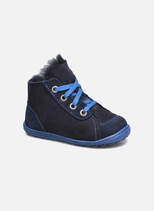 Boots en enkellaarsjes Richter Klaus Blauw detail