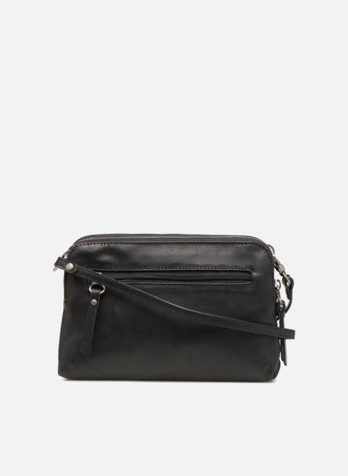 Handtaschen Sabrina Leslie Porté travers schwarz ansicht von vorne