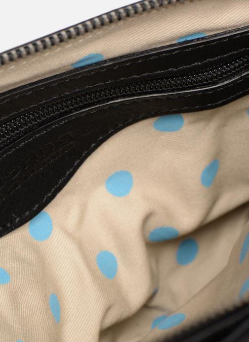 Handtaschen Sabrina Leslie Porté travers schwarz ansicht von hinten