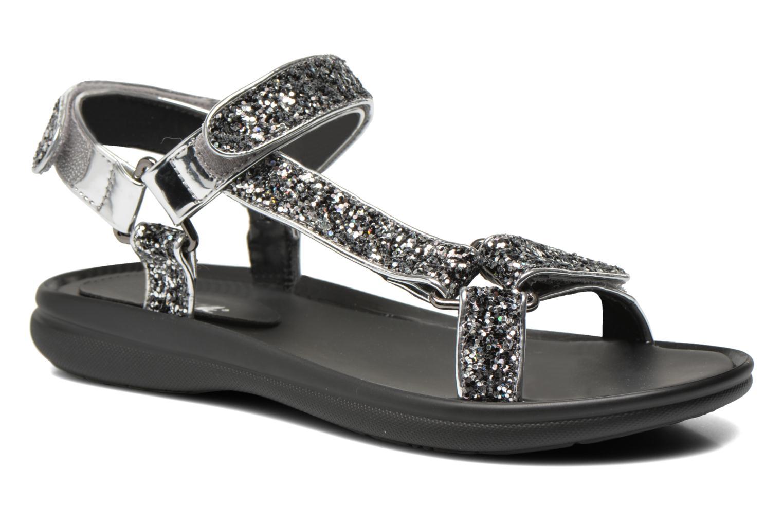 Sandales et nu-pieds Blink Kuri B Argent vue détail/paire
