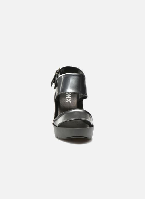 Sandals Bronx Anner Grey model view
