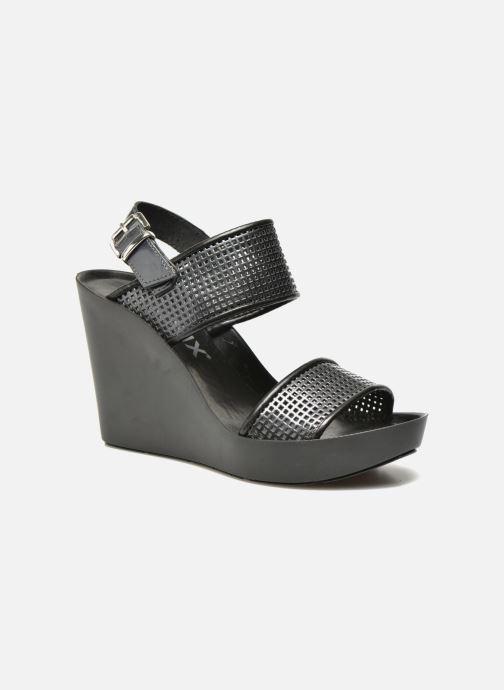 Sandales et nu-pieds Bronx Anner A Gris vue détail/paire