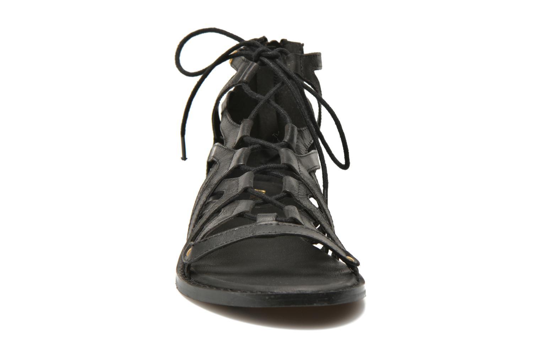 Sandals Bronx Lyona Black model view