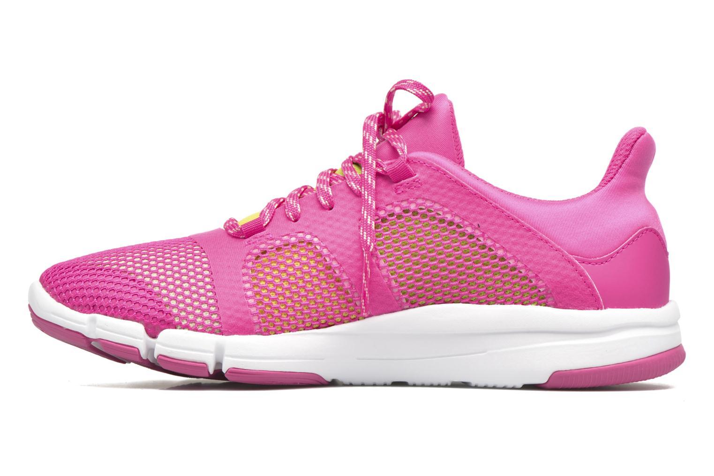 Chaussures de sport Adidas Performance Adipure Flex Rose vue face