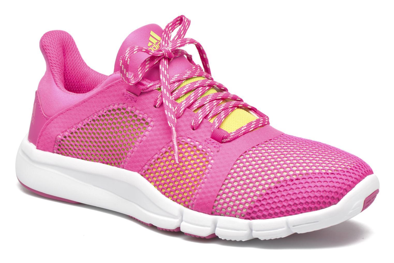 Chaussures de sport Adidas Performance Adipure Flex Rose vue détail/paire