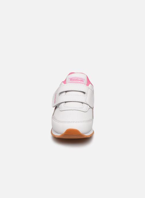 Sneaker Reebok Reebok royal cljog 2 kc weiß schuhe getragen