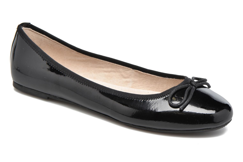 Ballerinas Isotoner Ballerine nœud schwarz detaillierte ansicht/modell