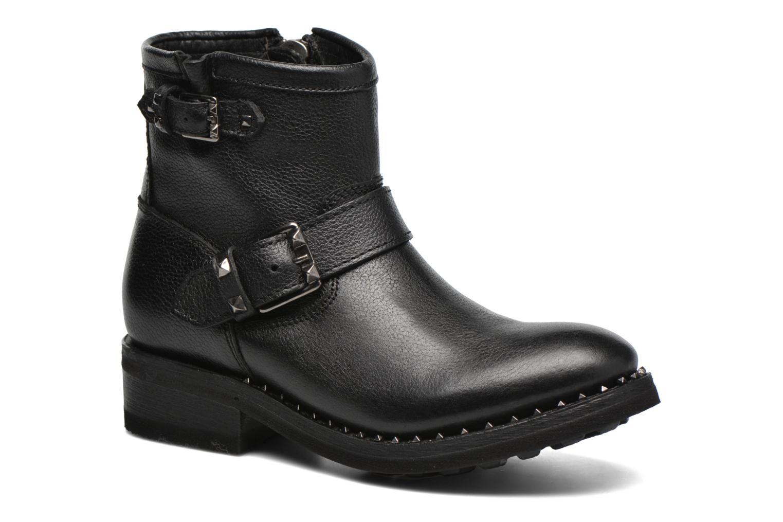 Bottines et boots Ash Speed Noir vue détail/paire