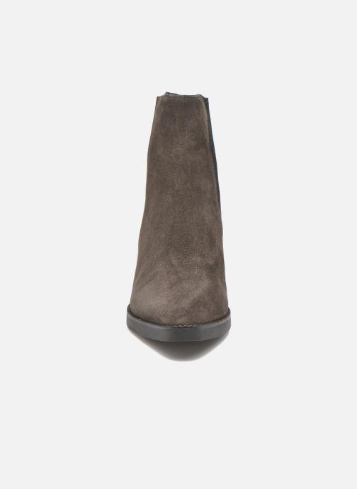 Bottines et boots Ash Gong Marron vue portées chaussures