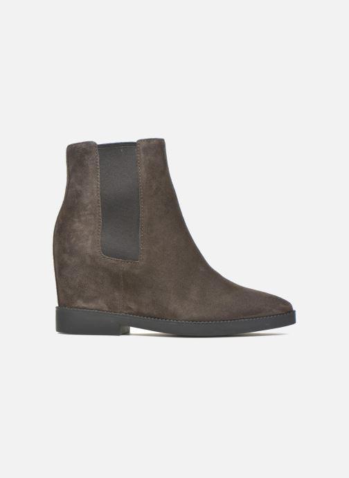 Bottines et boots Ash Gong Marron vue derrière