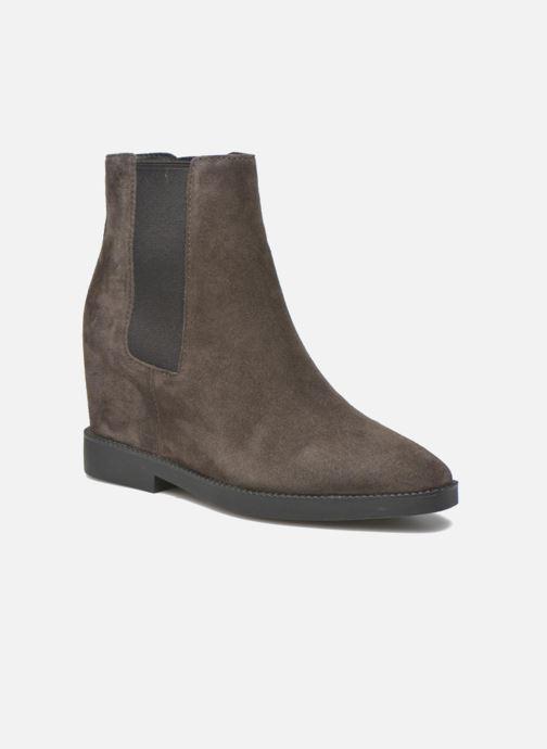 Bottines et boots Ash Gong Marron vue détail/paire