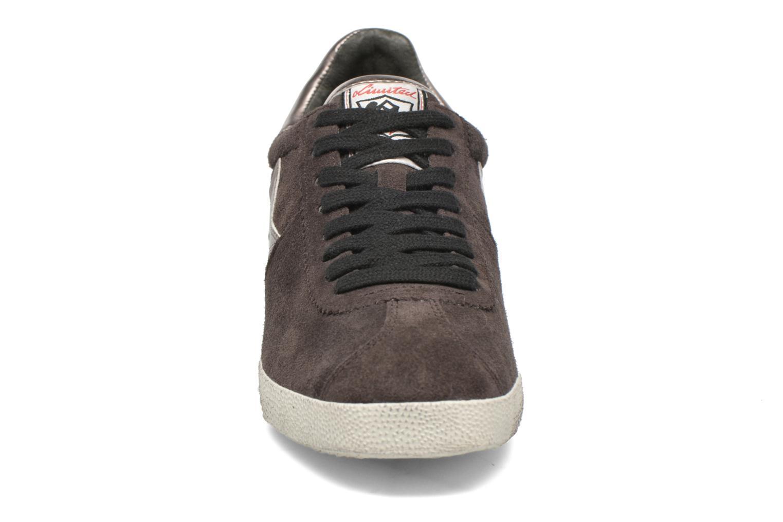 Baskets Ash Guepard Marron vue portées chaussures