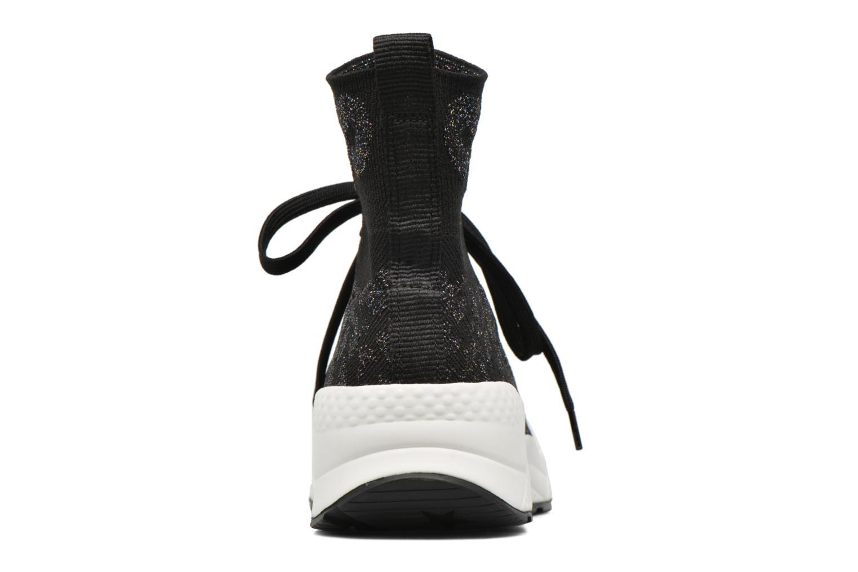 Baskets Ash Maniac Noir vue droite