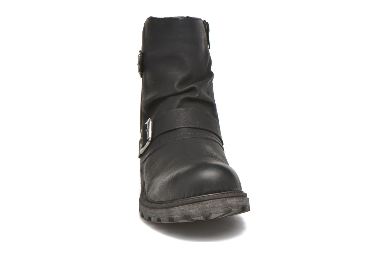 Ankle boots Rieker Eli K7477 Black model view