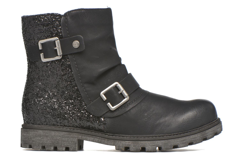 Ankle boots Rieker Eli K7477 Black back view