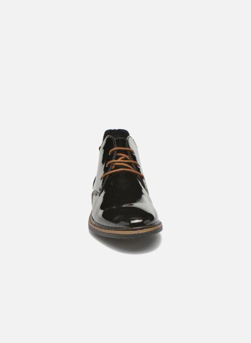 Chaussures à lacets Rieker Zoe 50634 Noir vue portées chaussures