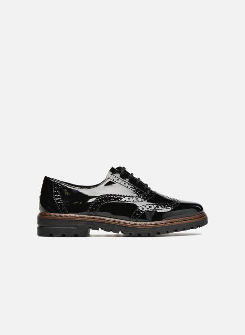 Chaussures à lacets Rieker Lisa 54812 Noir vue derrière