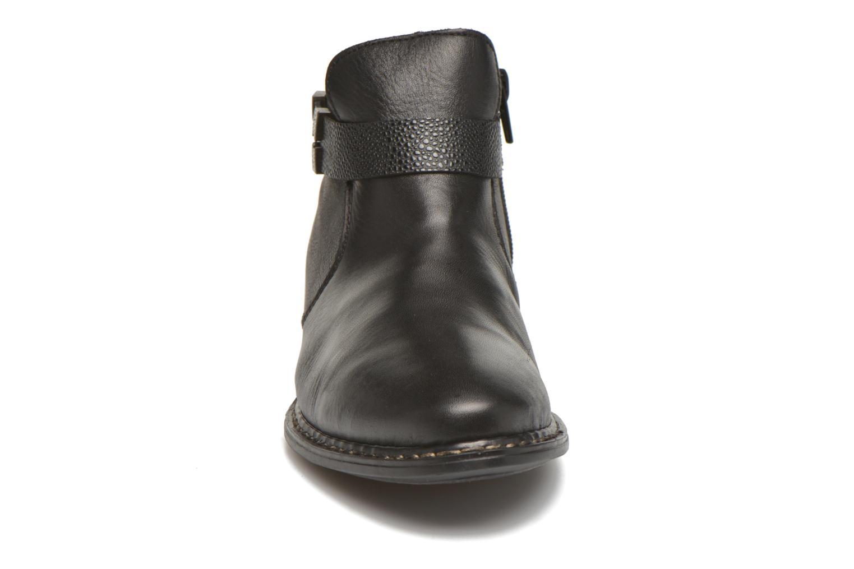 Bottines et boots Rieker Ola 73660 Noir vue portées chaussures