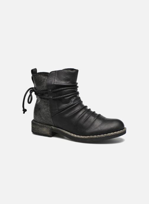 Bottines et boots Rieker Angel 74688 Noir vue détail/paire