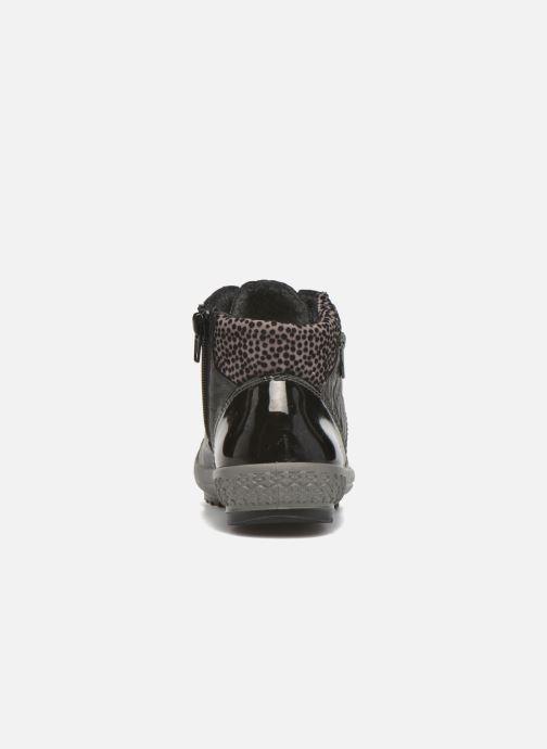 Sneakers Rieker Gilb M6143 Nero immagine destra