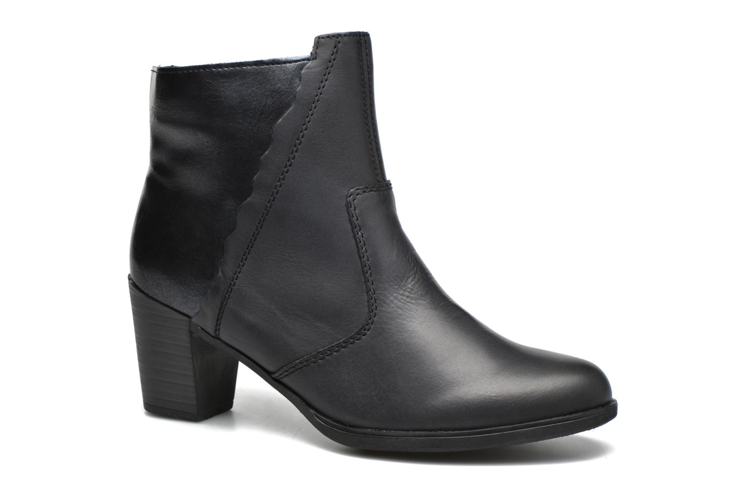 Ankle boots Rieker Sol Y8950 Blue detailed view/ Pair view